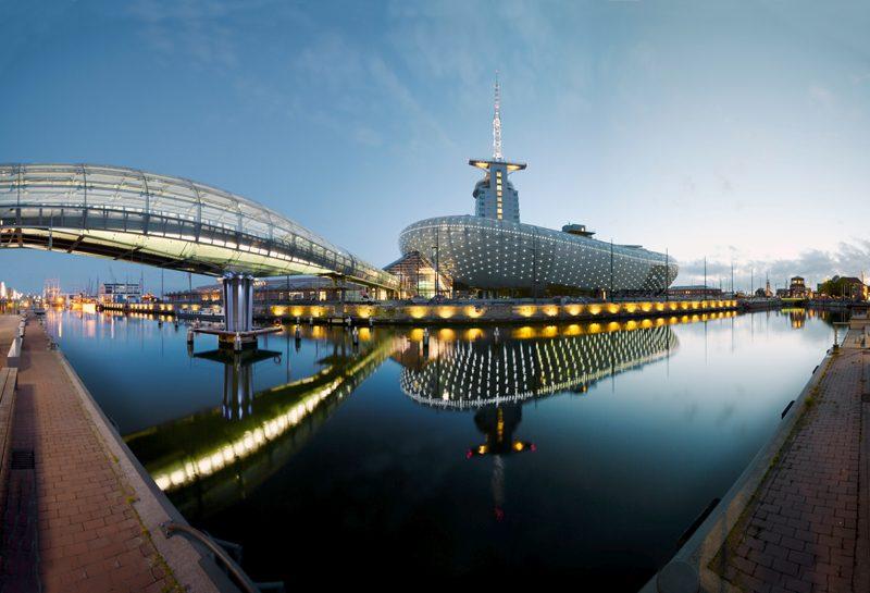 Das Klimahaus Bremerhaven lädt zu einer spannenden Reise rund um die Welt ein. (Foto: Marcus Meyer)