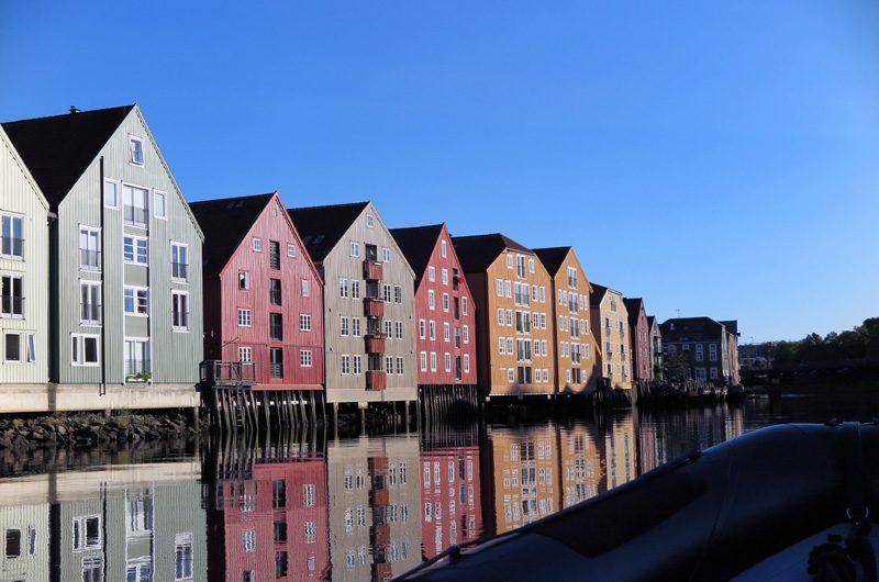 Mit dem RIB-Boat Trondheim vom Wasser aus entdecken.