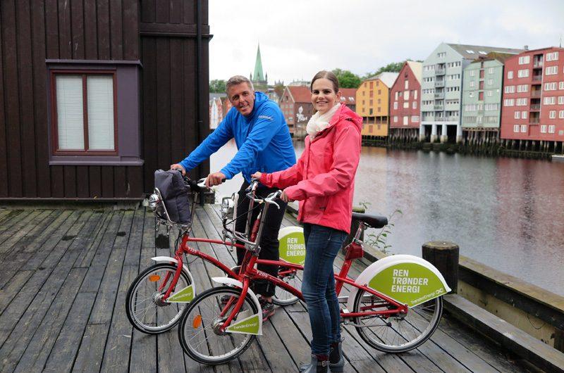 Trondheim City Bikes.